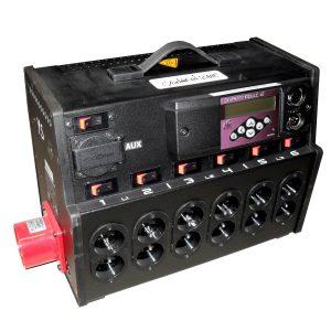 Bloc gradateur Smart Module 6×2 Kw ETC