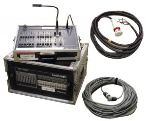 Jeu d'orgue intégré GALATEC 2 préparations 12 x 3 Kw