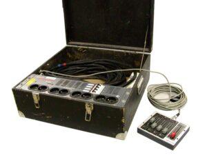 Jeu d'orgue DALTON 1 préparation 4×2 Kw