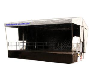 Scène Mobile 8m x 6m
