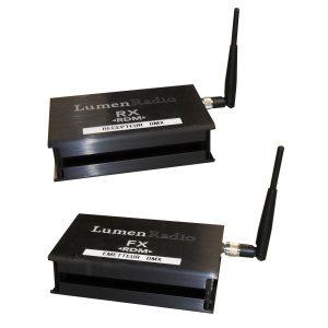 Télécommande DMX HF