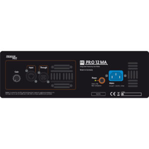 Enceinte de retour amplifiée HK AUDIO PRO12MA