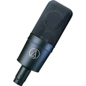Micro AUDIO TECHNICA AT 4033 (pour prise de son en studio)
