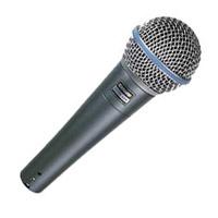 Micro SHURE BETA 58 (chant)
