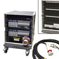 Bloc gradateur GALATEC COMPACT CONTROL 4  24 x 3KW