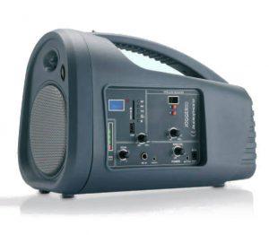 HP amplifié Jogger 60 sur batterie