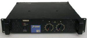 Ampli YAMAHA P3200 + Processeur APG