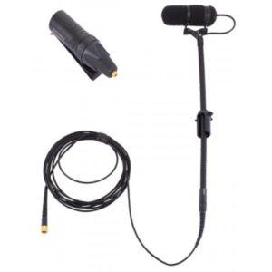 Micro DPA 4099 (cordes, vents)