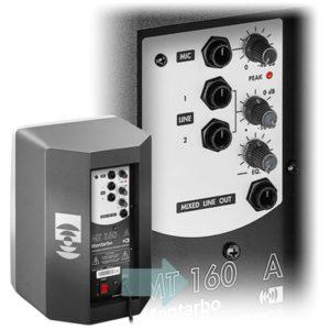 Enceinte amplifiée Montarbo MT160 A